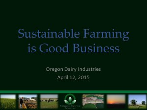 5-Marty Sustainable Farming for Business - April 2016